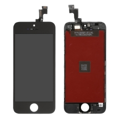 LCD Display + Screen Touch Digitizer + Frame Assembly For iPhone SE Black