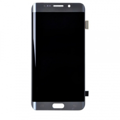 For Samsung Galaxy S6 Edge Plus + G928 G928F G928A LCD Display Touch Screen Digitizer Assembly Grey