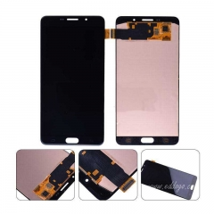 For Samsung Galaxy A9 2016 A900 A900F A900FU A900H A900M A9000 LCD Display Touch Screen Digitizer Assembly Black
