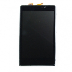 For Nokia Lumia 820 N820 LCD Display Touch Screen Digitizer Assembly Black