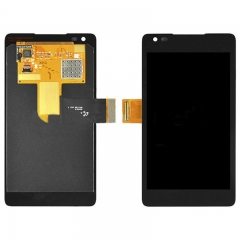 For Nokia Lumia 900 LCD Display Touch Screen Digitizer Assembly Black