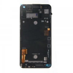 For HTC One M7 801E 801S LCD Display Touch Screen Digitizer Panel Glass Frame Assembly Black