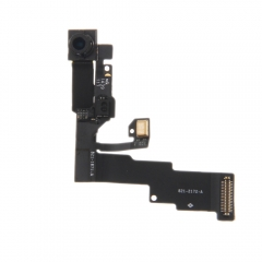 For iPhone 6 4.7'' Proximity Light Sensor Flex Cable with Front Face Camera Assembly