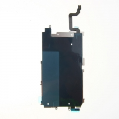 "For iPhone 6 4.7"" Metal Backplate Shield + Home Button Extend Flex Cable"