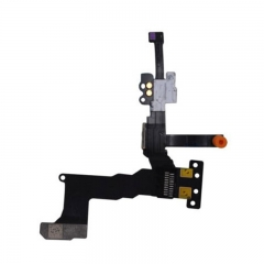 For iPhone 5C Proximity Light Sensor Flex Cable with Front Face Camera Assembly