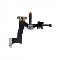 For iPhone 5S Proximity Light Sensor Flex Cable with Front Face Camera Assembly