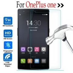 For OnePlus One 2 3 5 OnePlus 3T X Tempered Glass Protective Screen Protector Film
