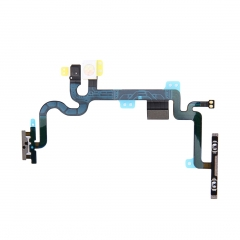For iPhone 7 Power Volume Switch On / OFF Flash Flex Ribbon Cable