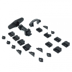 26 in 1 Full Set Corner & Sidewall Bends Frame Rebuild Kit Tool For iPod iPad iPhone 5 5S 6 7 8 Plus