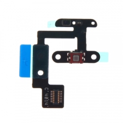 For iPad Air 2 iPad 6 Power On Off Volume Button Key Flex Cable With Mic