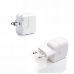 US EU 10 / 12W USB Power Adapter Wall Charger For Apple iPad 2 3 4 Air 2 Pro