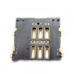 For iPhone 4 4G Sim Card Slot Holder Repair Parts