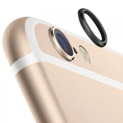 "For iPhone 6 Plus 5.5"" Rear Back Camera Lens With Frame And Adhesive"