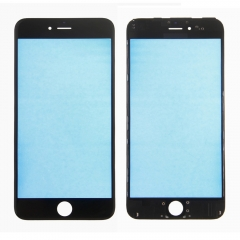 "For iPhone 6 Plus 5.5"" Front Outer Glass Lens Screen + Frame"
