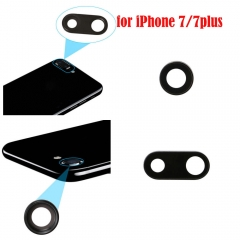 "For iPhone 7 / 7 Plus 5.5"" Rear Back Camera Glass Lens Cover Assembly"