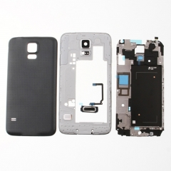 For Samsung Galaxy S5 G900F Full Housing Chassis Back Cover Case