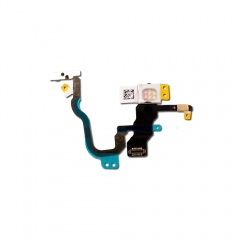 For iPhone X Power ON / OFF Switch Button Flex Cable Replacement