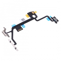 For iPhone 8 Power Volume Switch On / OFF Flash Flex Ribbon Cable