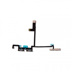 For iPhone X Volume Button Switch Control Mute Ribbon Flex Cable