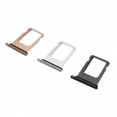 For iPhone 8 Sim Card Tray Slot Holder