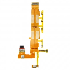 For Sony Xperia Z4 4G Version Power Switch On / OFF Button Flex Cable