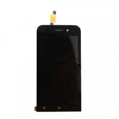 For Asus Zenfone Go 4.5 ZB452KG X014D(Yellow Flex Cable) LCD Display Touch Screen Digitizer Assembly Black
