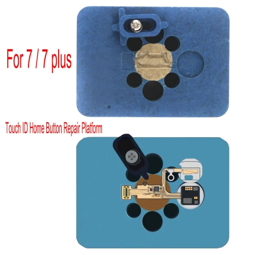 newest collection c7862 481b8 For iPhone 7 7Plus Home Button Repair Tools U10 Chip IC Fingerprint ...