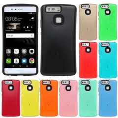 For Huawei P9 P10 Lite TPU Hard Heavy Duty Shockproof Bumper Cover Case Skin